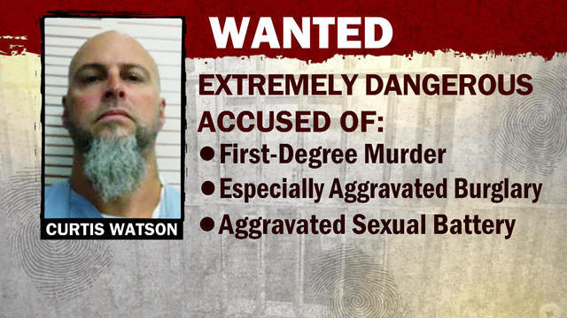 Manhunt underway for inmate accused of killing prison worker and escaping  on tractor in Tennessee