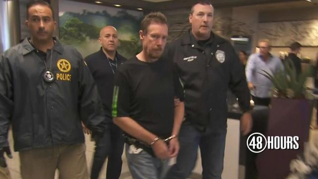 Peter Chadwick in custody