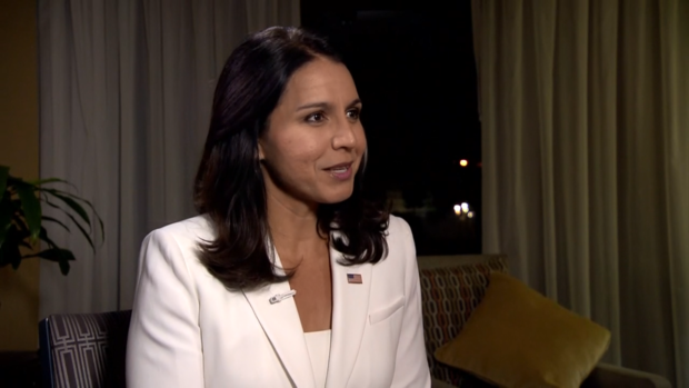 Tulsi Gabbard, Democratic presidential candidate in 2020, to pause