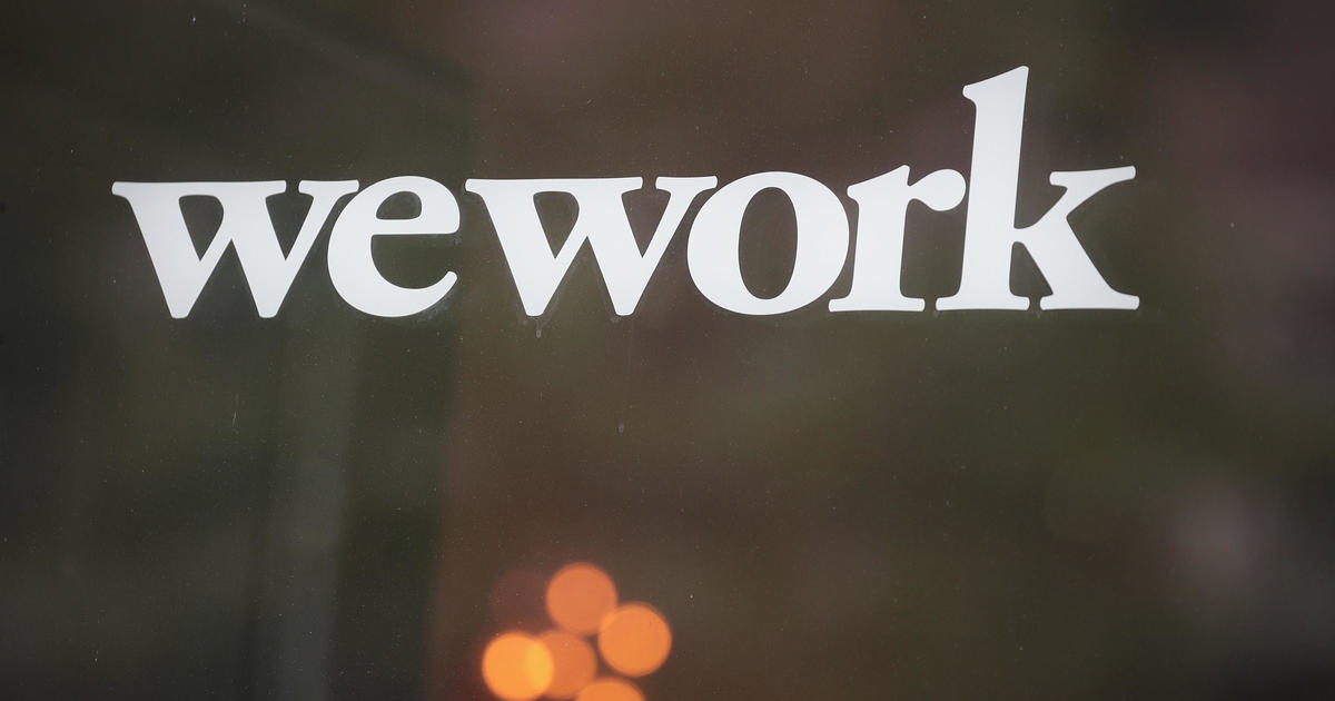 WeWork filed its IPO — now meet its We Double - CBS News