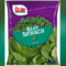 Dole recalls baby spinach after test finds salmonella