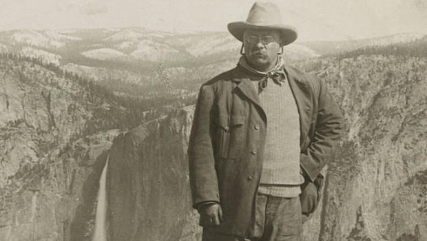 Nature up close: Theodore Roosevelt, the conservation president