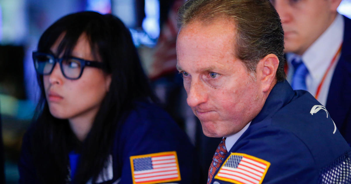 <b>Stocks whipsaw amid recession fears and China's retaliation</b>