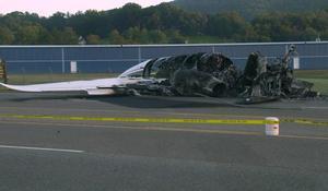 NTSB investigating plane crash involving Dale Earnhardt Jr.