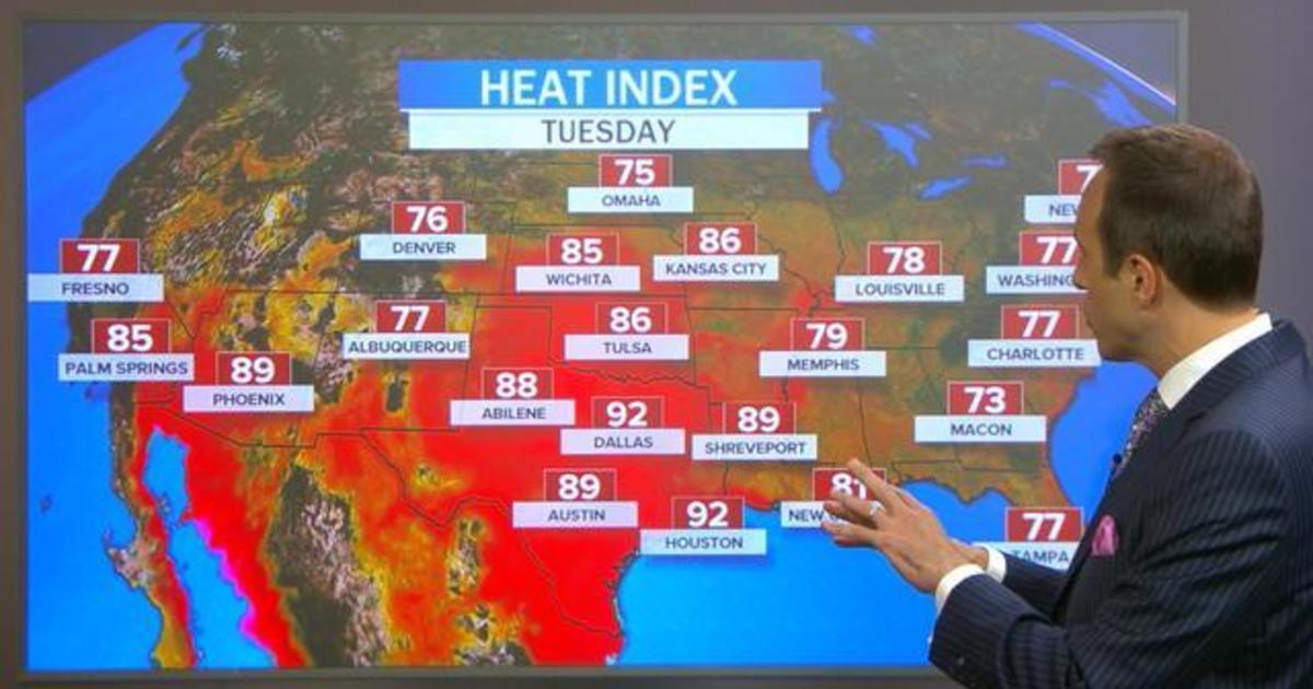 When will the heat wave end?