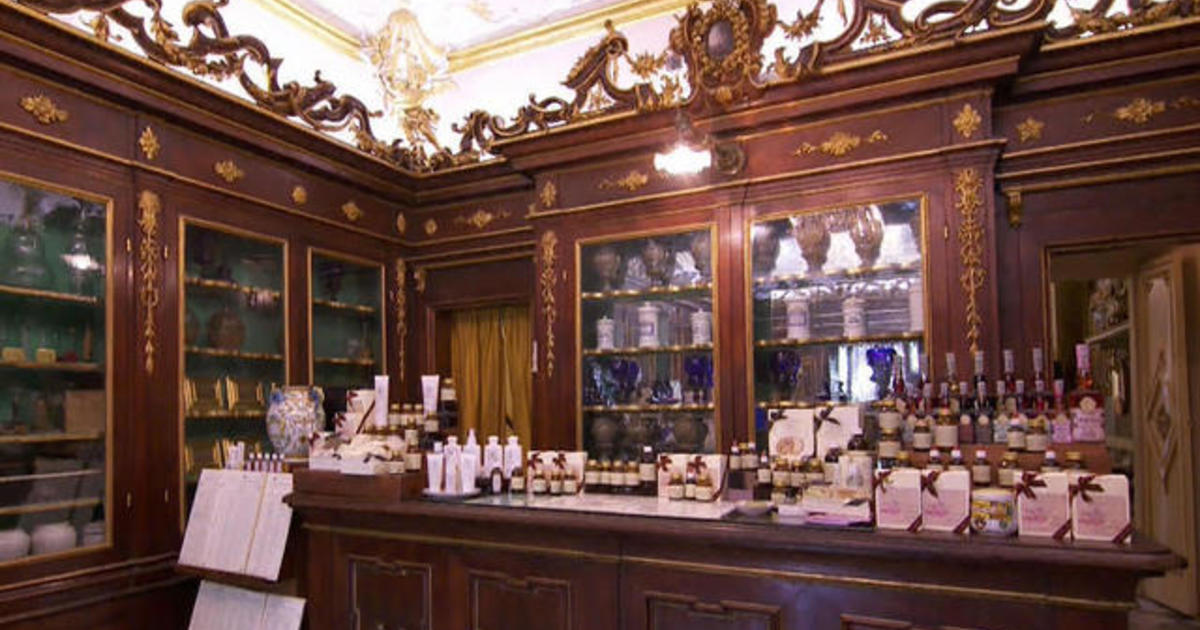 The world's oldest pharmacy