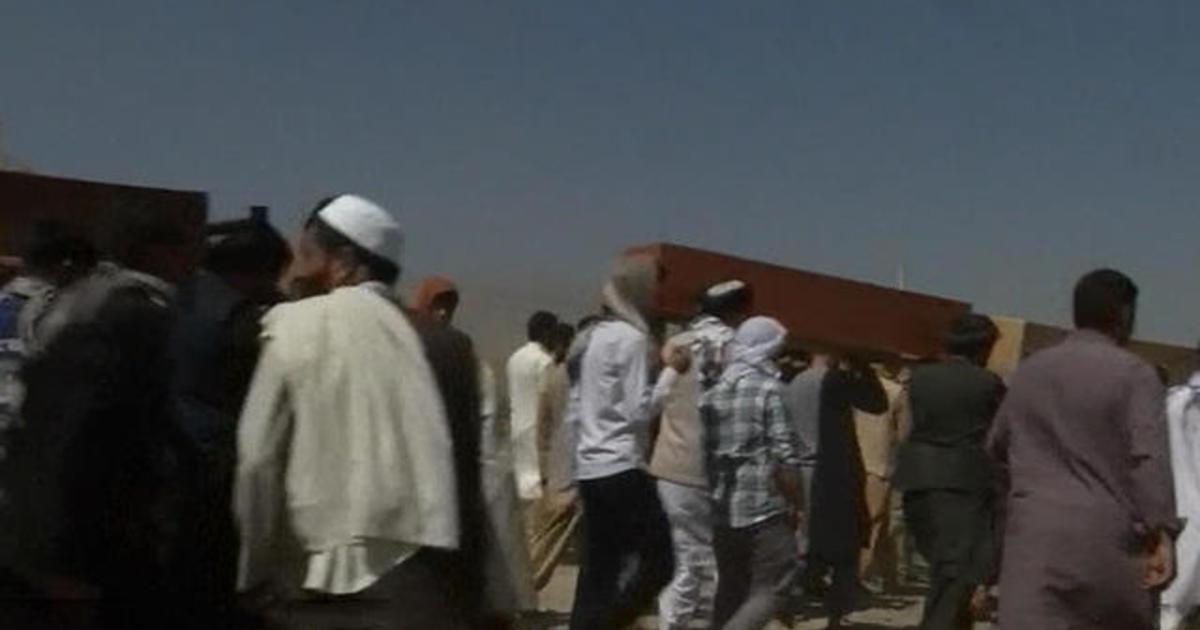 Afghanistan celebration descends into horror after suicide bomber targets wedding