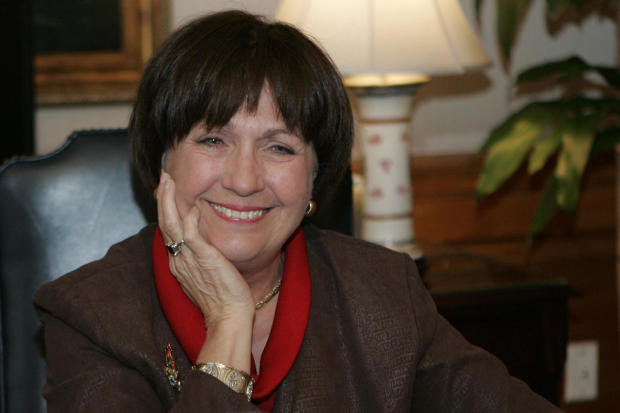 Former Louisiana Gov. Kathleen Babineaux Blanco dies