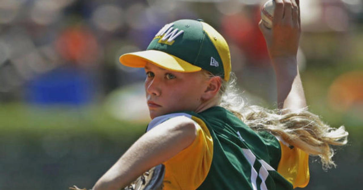 Maddy Freking wows in 2019 Little League World Series