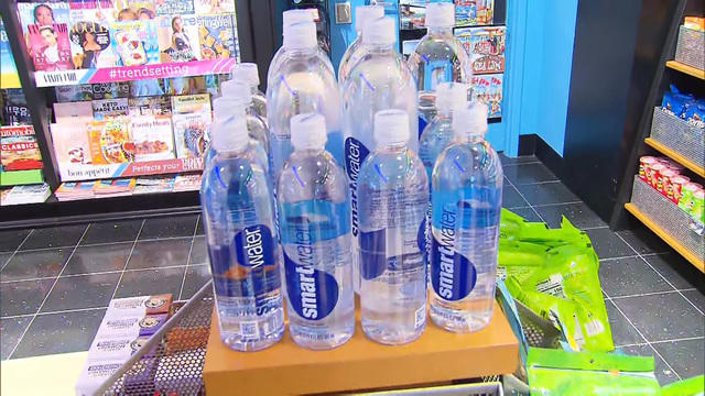 San Francisco Airport Rolls Out Ban On Plastic Water Bottles