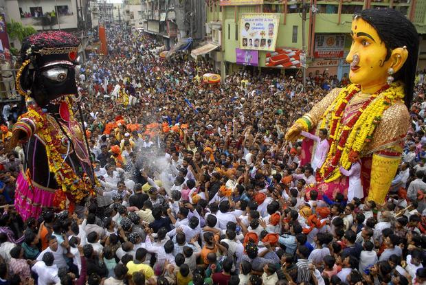 INDIA-RELIGION-FESTIVAL
