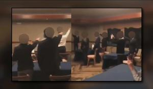 School district investigating video showing teens giving Nazi salute