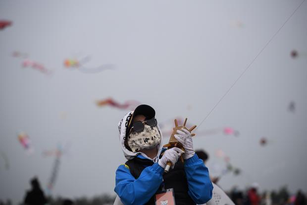 CHINA-KITE-FESTIVAL