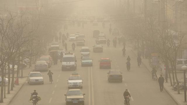 CHINA-UN-CLIMATE-WARMING
