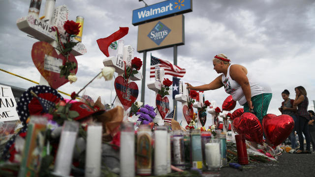 22 Dead And 26 Injured In Mass Shooting At Shopping Center In El Paso