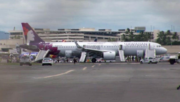 7 in hospital in Hawaii after smoke fills plane