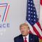 France G7 Summit Trump