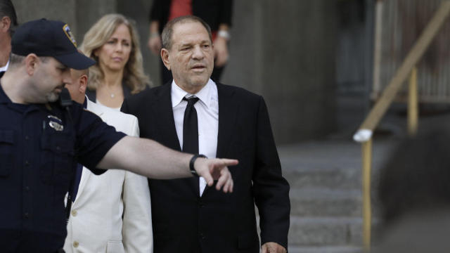 Sexual Misconduct Weinstein