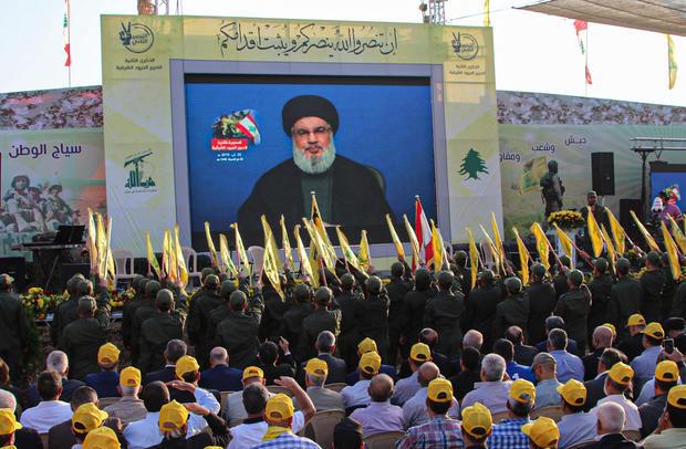LEBANON-ISRAEL-CONFLICT