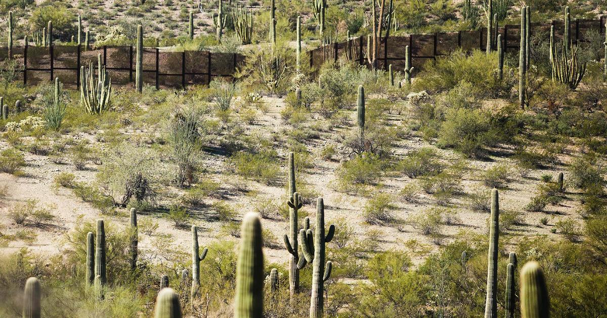 Arizona national monument, home to sacred Native American burial sites, is being blown up for the border wall