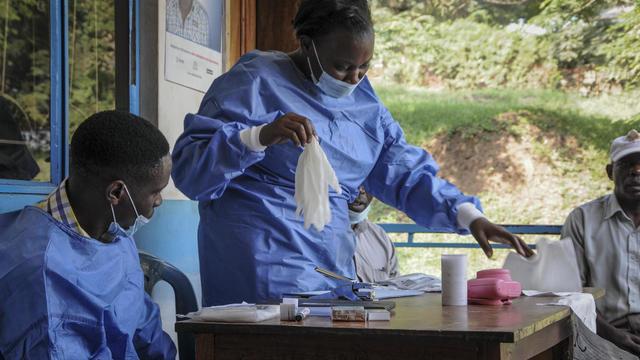 Uganda Ebola Outbreak