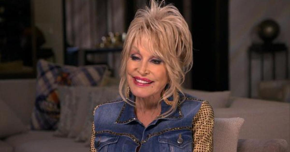 Dolly Parton, the legend