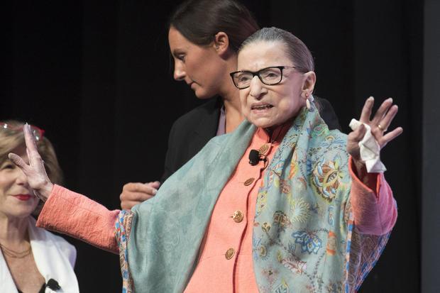 SCOTUS Ginsberg Book Festival