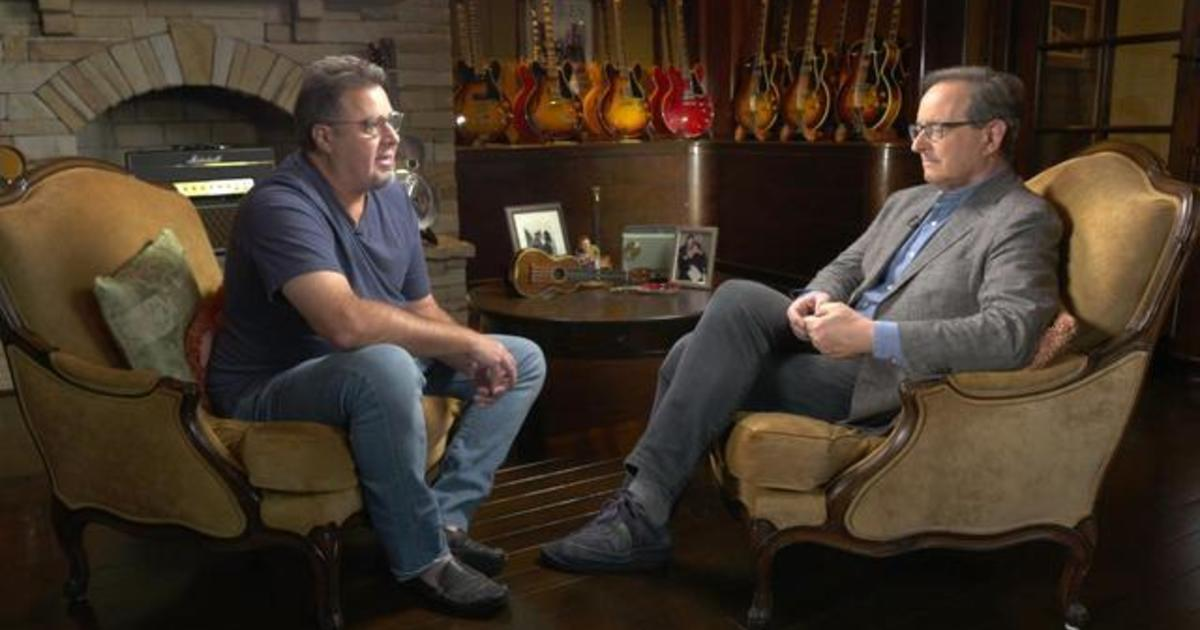 "Vince Gill on the ""surreal"" experience of touring with the Eagles"