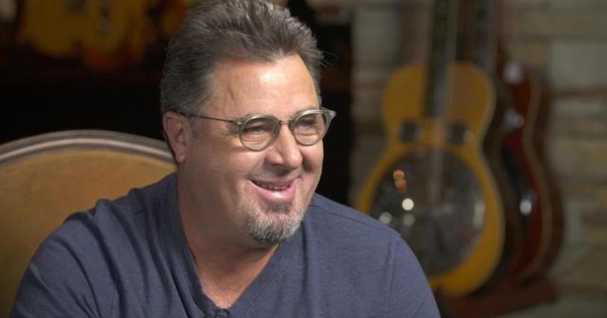 Vince Gill on his friendship with Merle Haggard