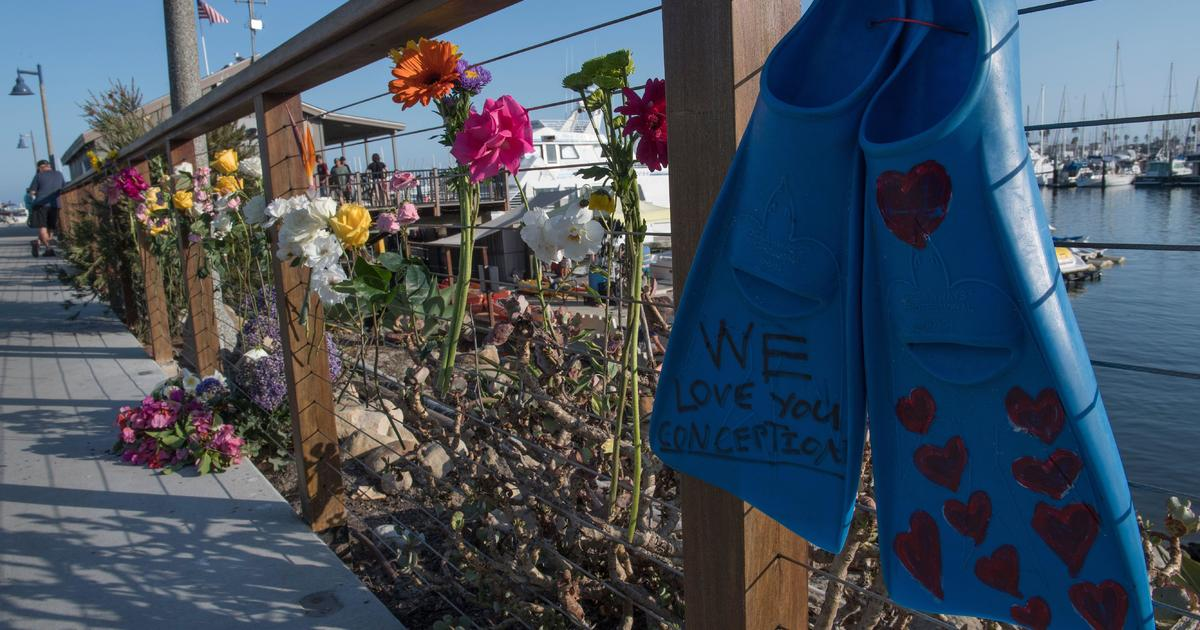 What we know about the California boat fire victims