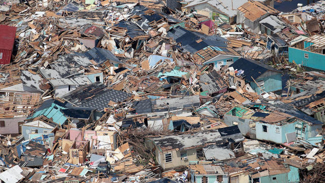 Bahamas Relief Effort Begins in Wake of Dorian Destruction