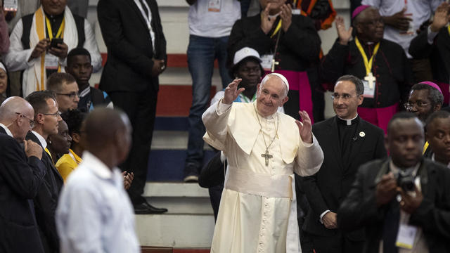 Mozambique Africa Pope