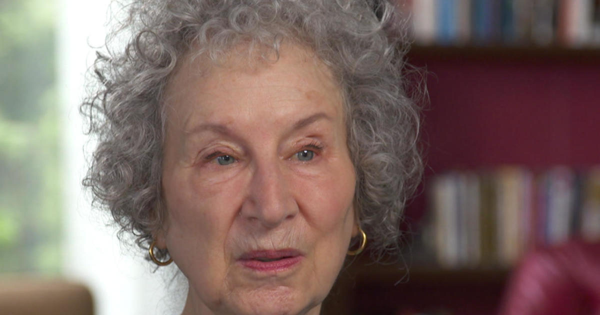 """The Handmaid's Tale"" author Margaret Atwood: ""I have never believed it can't happen here"""