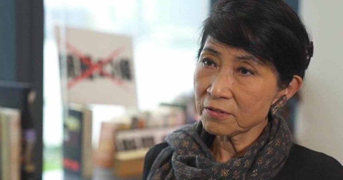 Voices from Hong Kong: Lawmaker Caudia Mo