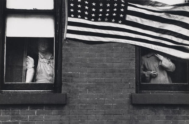 Photographer Robert Frank 1924-2019