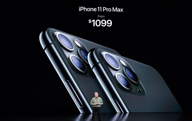 Apple Event New Iphone 11 Models Announced Including Pro And Pro Max Versions Today Iphone 11 Pricing Features Release Date And Live Updates