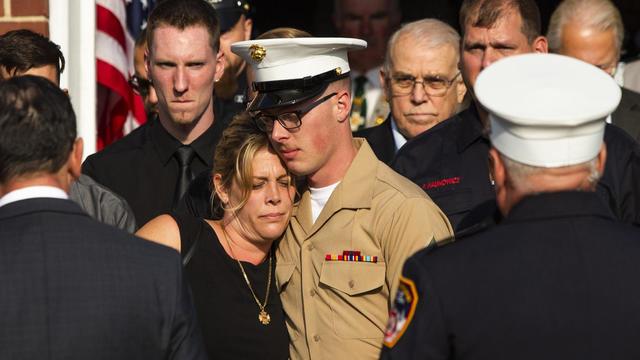 Sept 11 Firefighter Memorial
