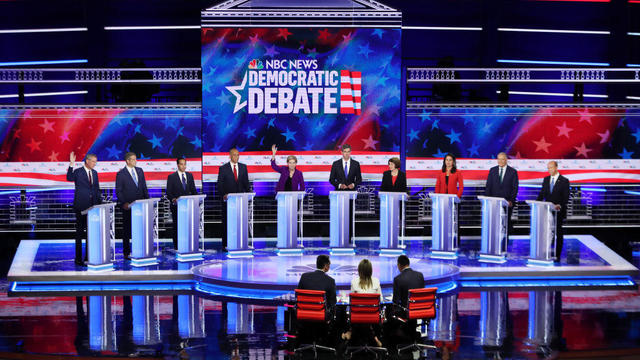 3rd Democratic debate — Houston, Texas