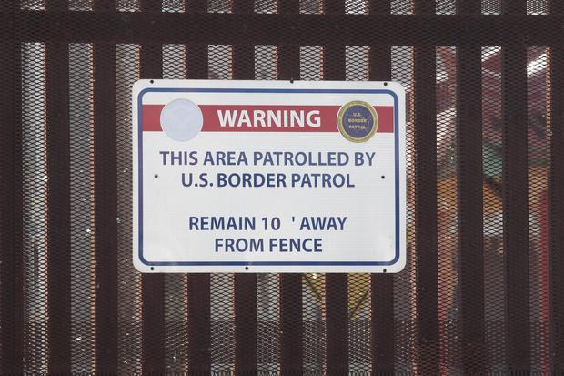 U.S.-Mexico border wall: What it really looks like