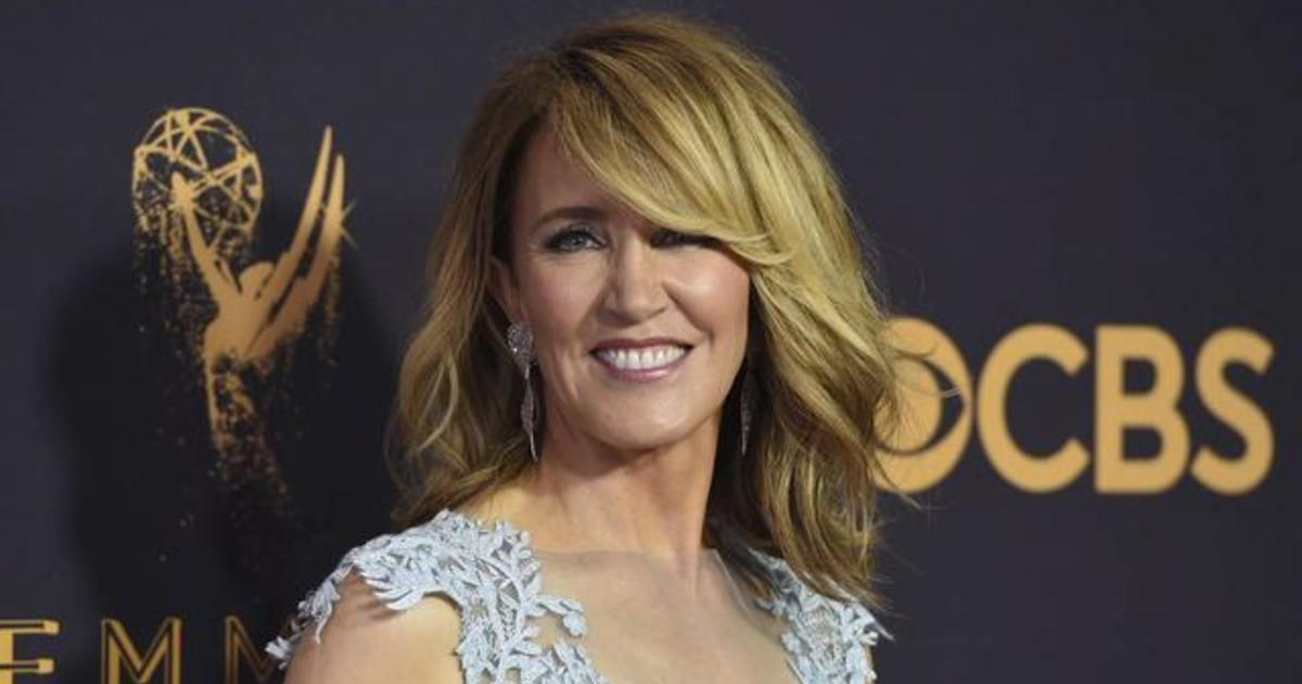 Felicity Huffman sentenced to 2 week in jail for college admissions scandal thumbnail