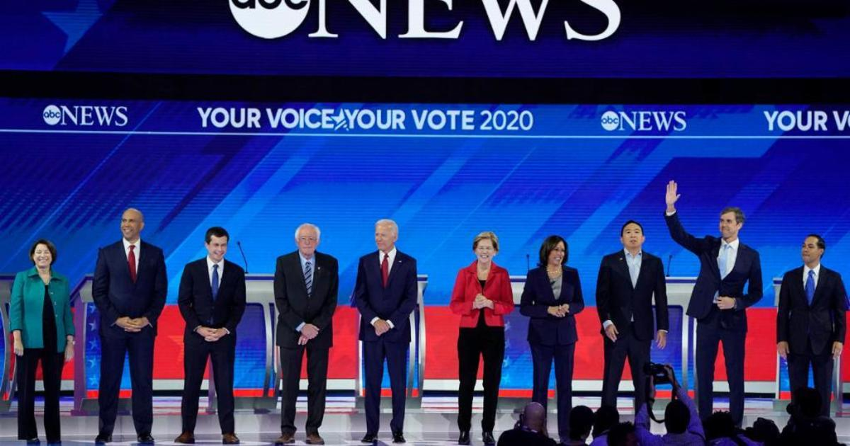 Fourth Democratic debate to be co-hosted by New York Times and CNN