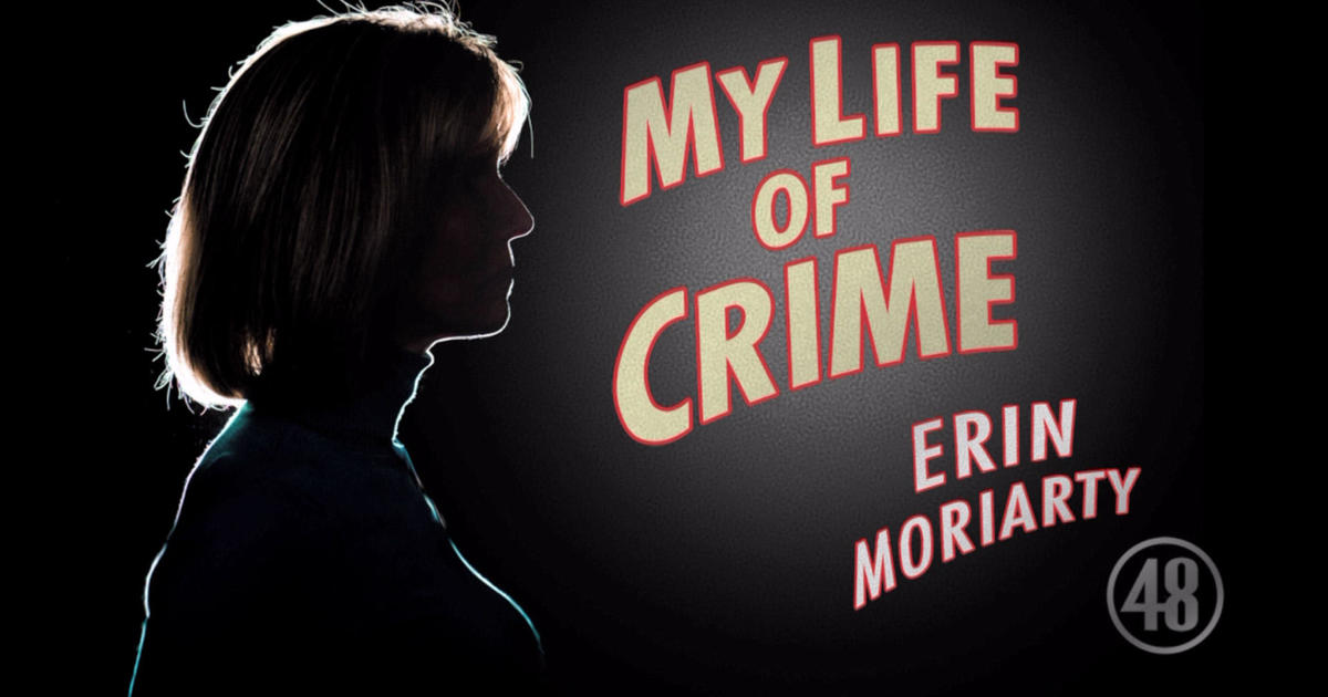 """My Life of Crime"" with Erin Moriarty: A ""48 Hours"" original podcast"