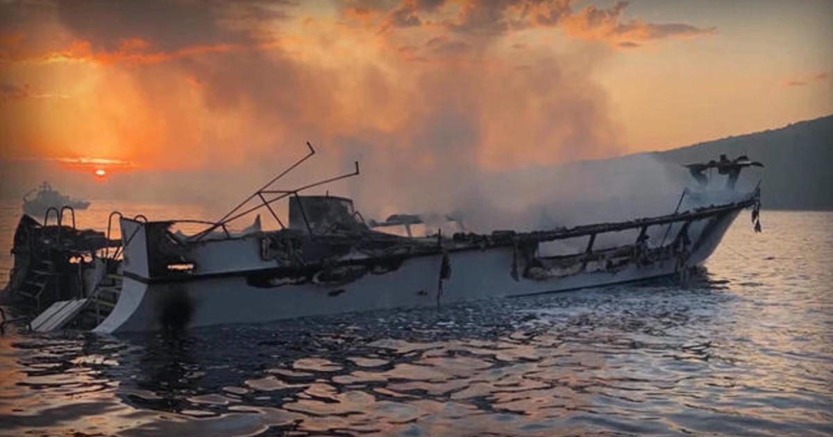 All six crew members were asleep before deadly dive boat fire, NTSB report says