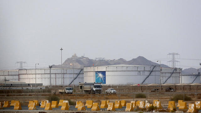 Saudi Aramco Impact of Attacks