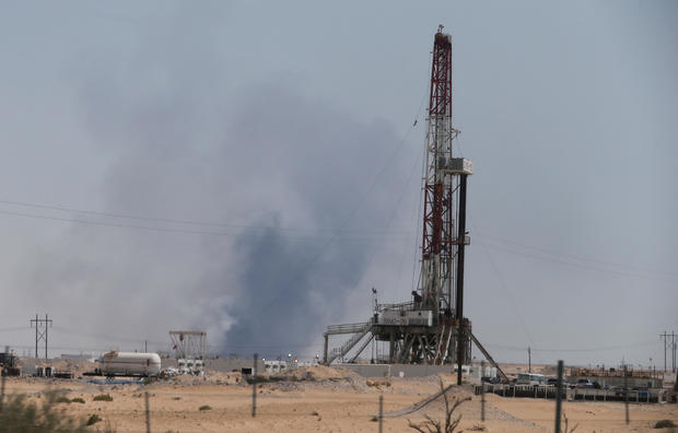 "Trump authorizes release of emergency oil reserve ""if needed"" after attack on Saudi oil sites"