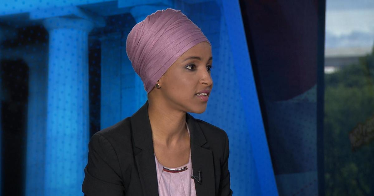 "Ilhan Omar: Supreme Court made ""morally and legally wrong"" decision on Trump's asylum ban"