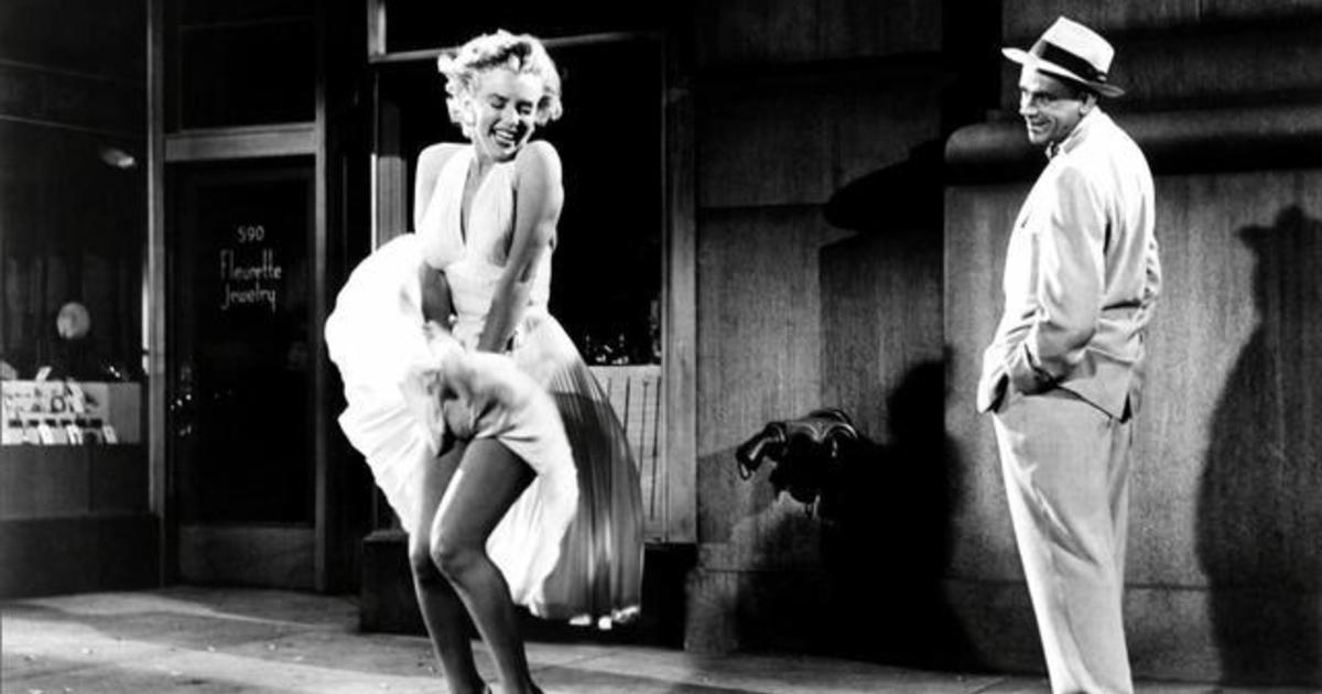 Almanac: Marilyn Monroe's dress