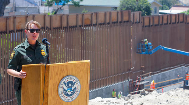 San Diego Border Wall