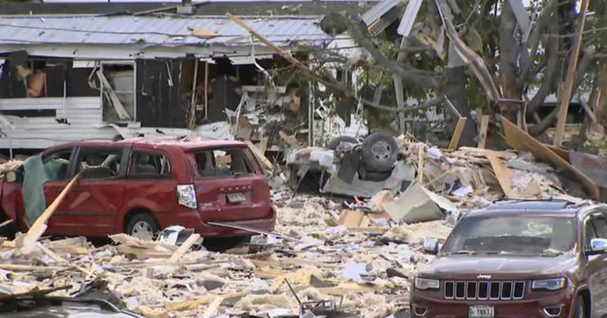 Deadly Maine explosion levels building