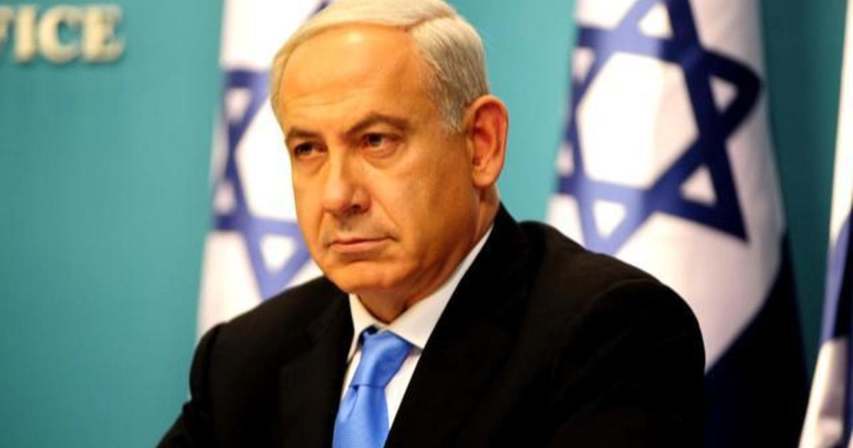 Israeli PM Netanyahu in tight election